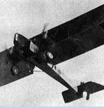 Farman F.50 v letu