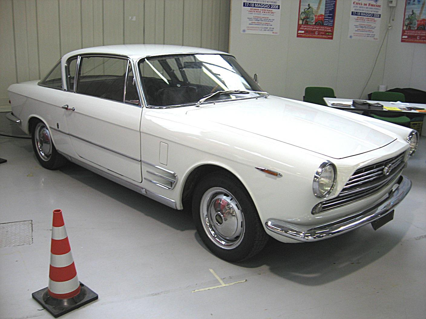 File Fiat 2300 S Coup 233 Jpg Wikimedia Commons