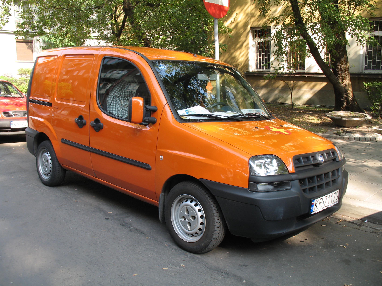 fiat doblo cargo 2008 комплектация