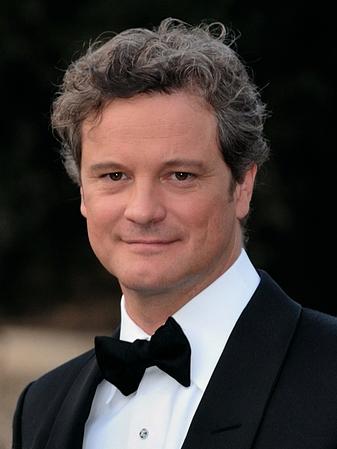 Colin Firth Größe