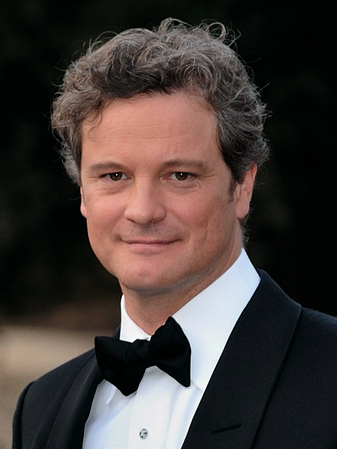Foto van Colin Firth