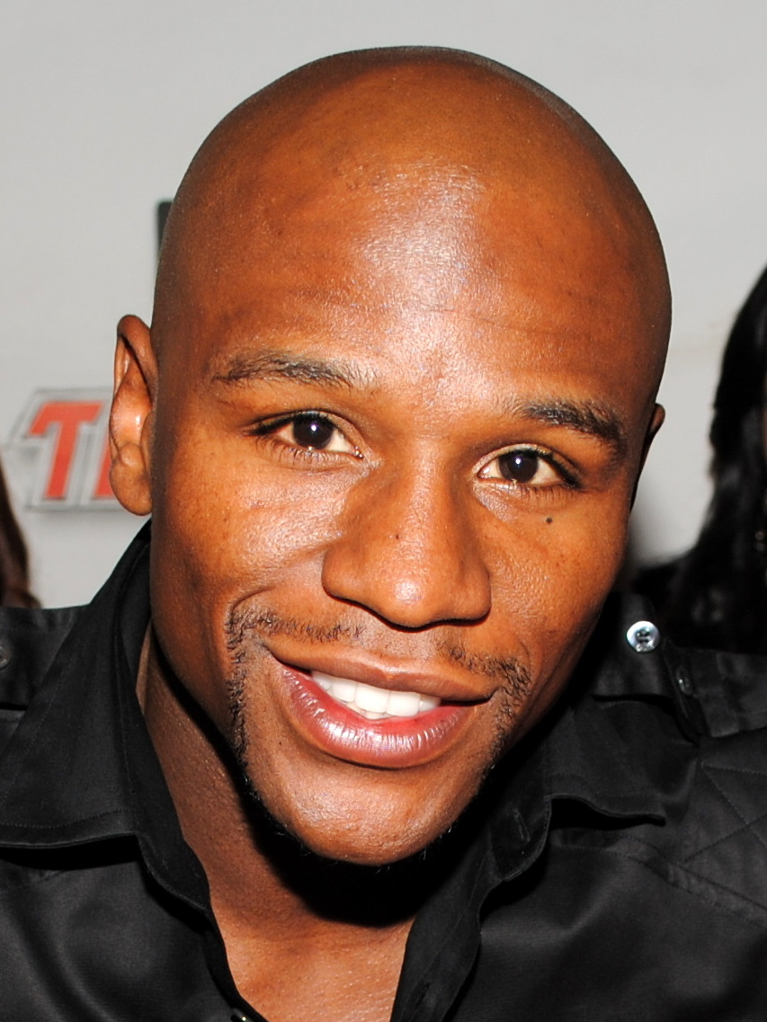Picture Of Floyd Mayweather Jr