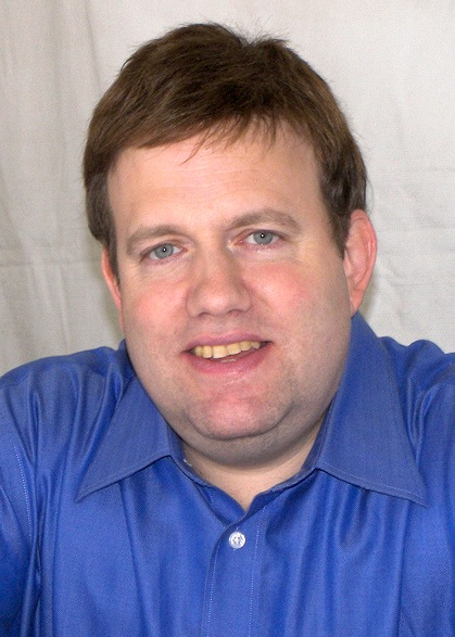 Frank Luntz,  Image by Larry D. Moore, used under a Creative Commons ShareAlike License.