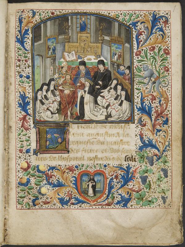 Master of the Golden Fleece of Vienna and Copenhagen