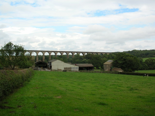 Fulwith Mill Farm - geograph.org.uk - 222204