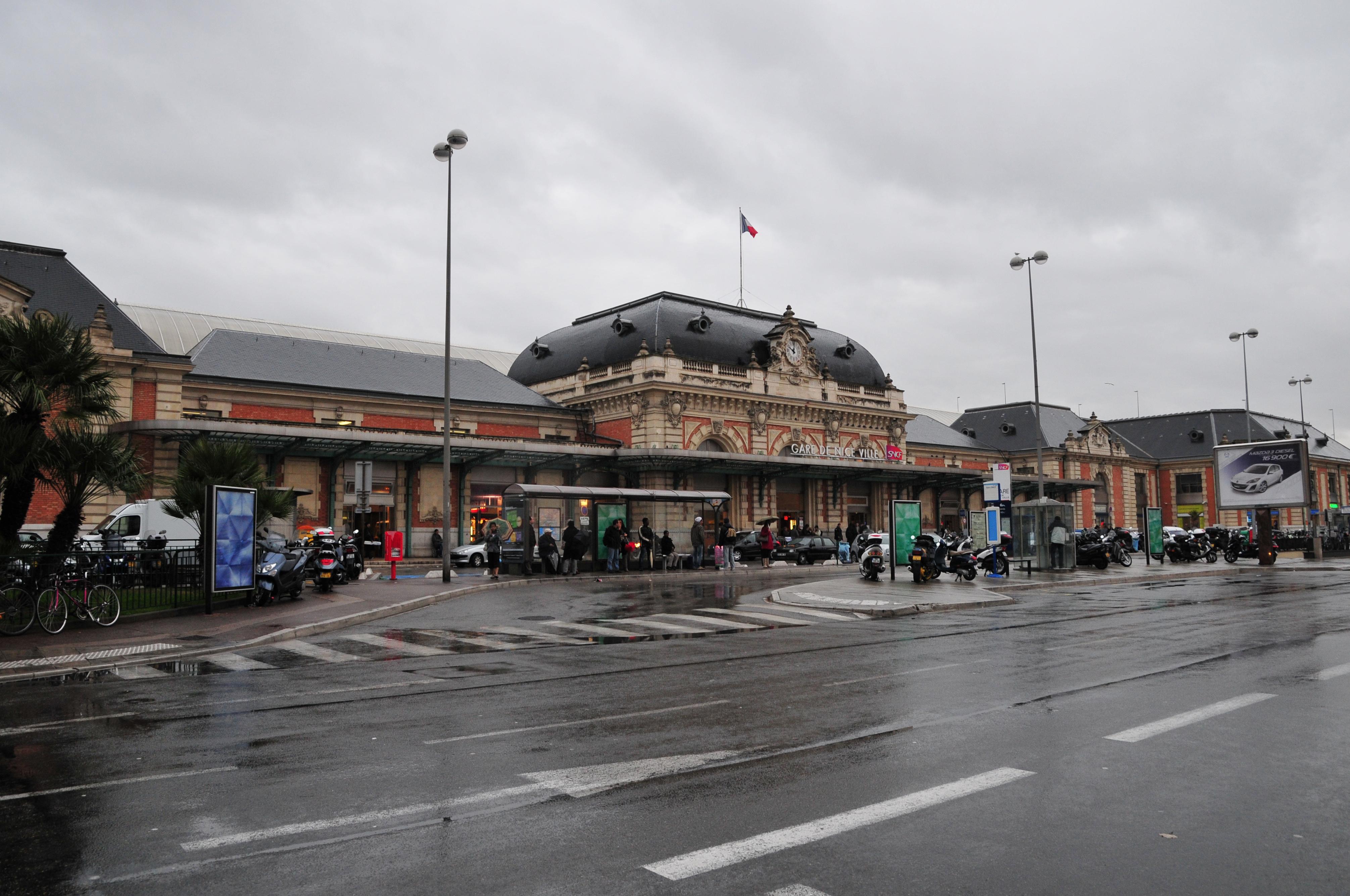 Train Nice Ville Villefranche Sur Mer