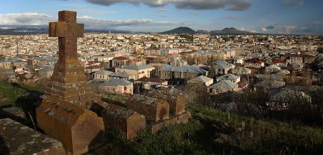 Armenia city in the sky sugar