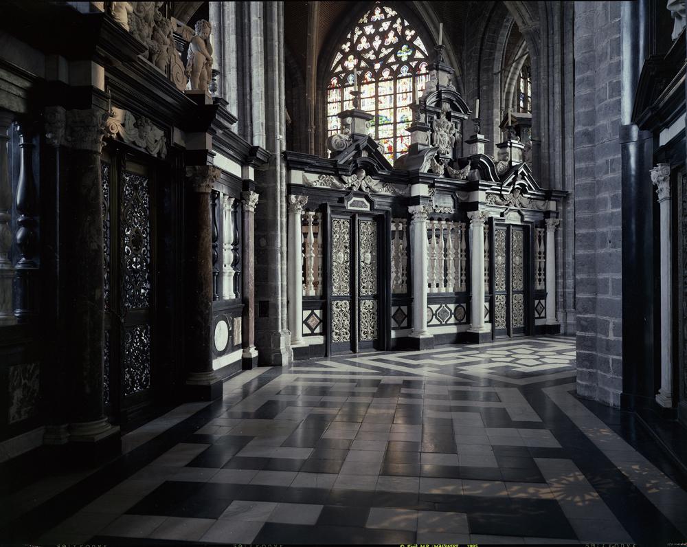 Gent Sint Baafskathedraal Sint-baafskathedraal b Stb
