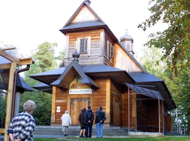 Grabarka-Klasztor