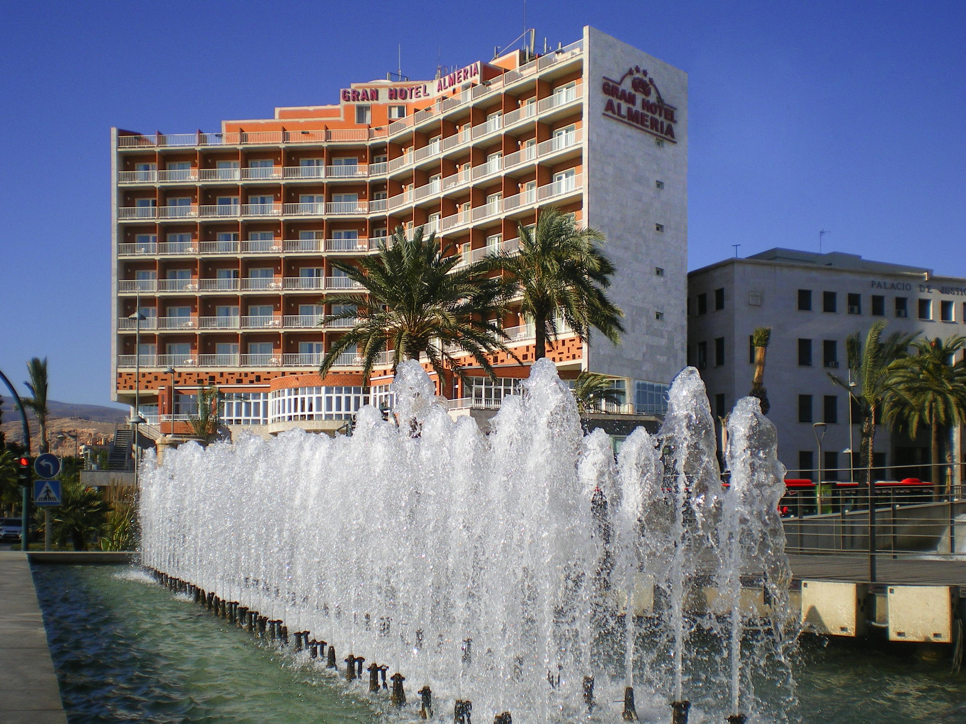 Grand Hotel Almeria Geschlossen