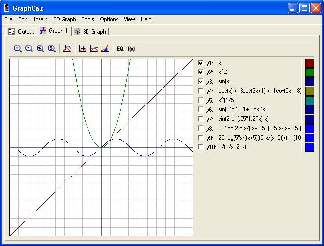 الرياضية,بوابة 2013 Graphcalc_screenshot
