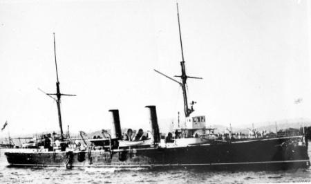 HMS Wallaroo - Wikipedia Navy Cruiser Ships