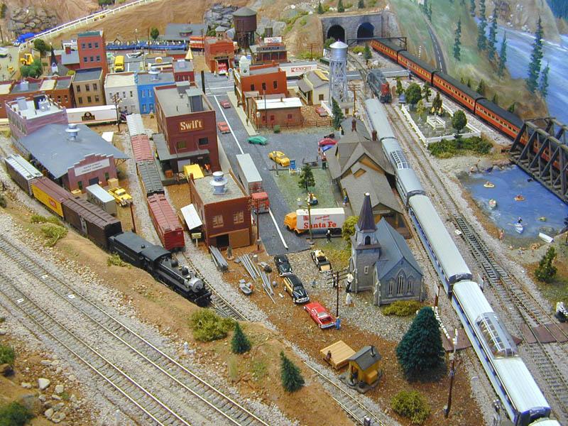 Ho gauge steam trains