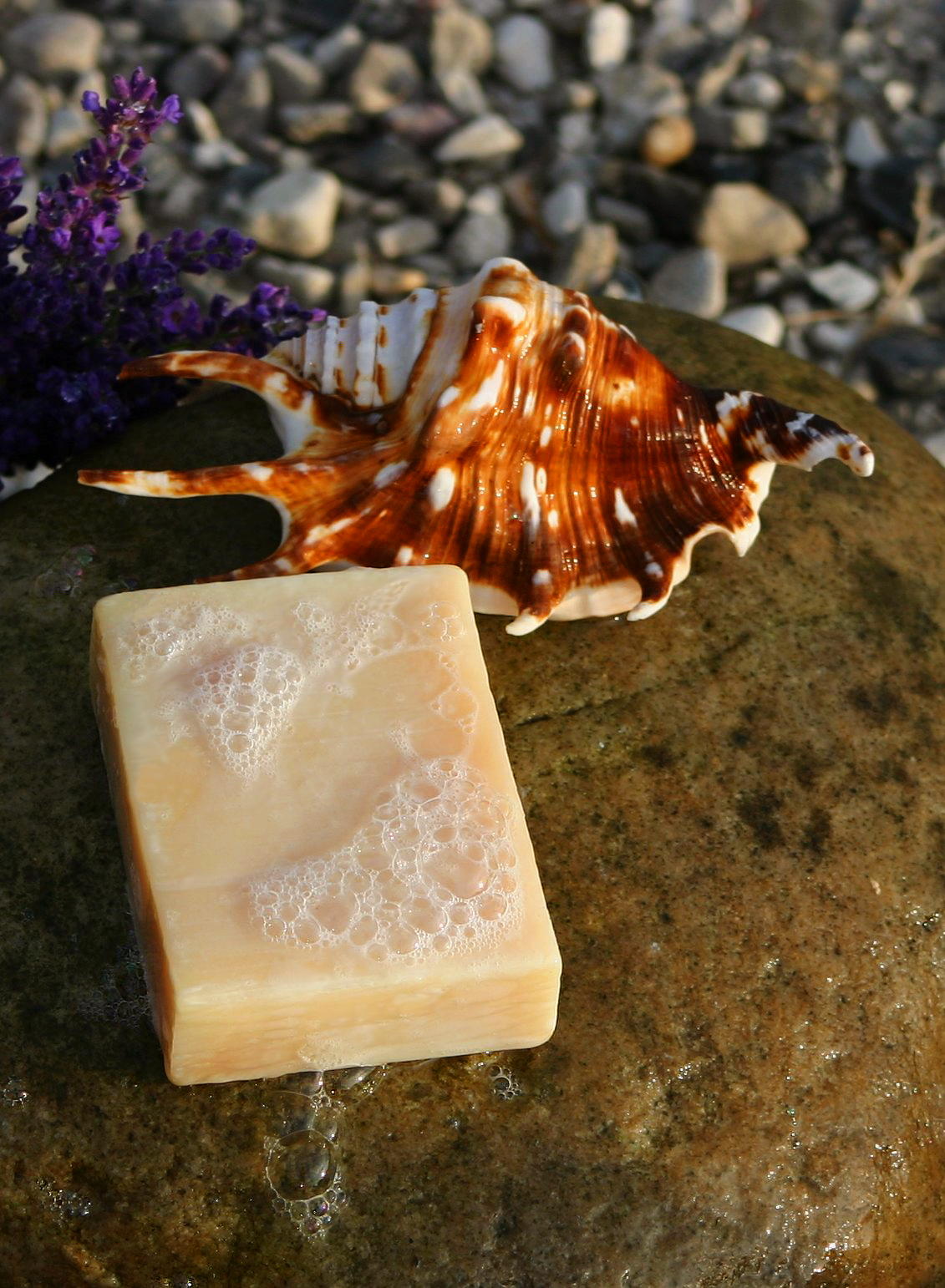 Handmade soap (Photo: Malene Thyssen)