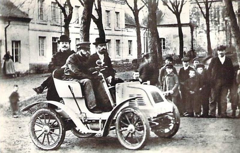 la Sirène d'Henry Bauchet, crée en 1899