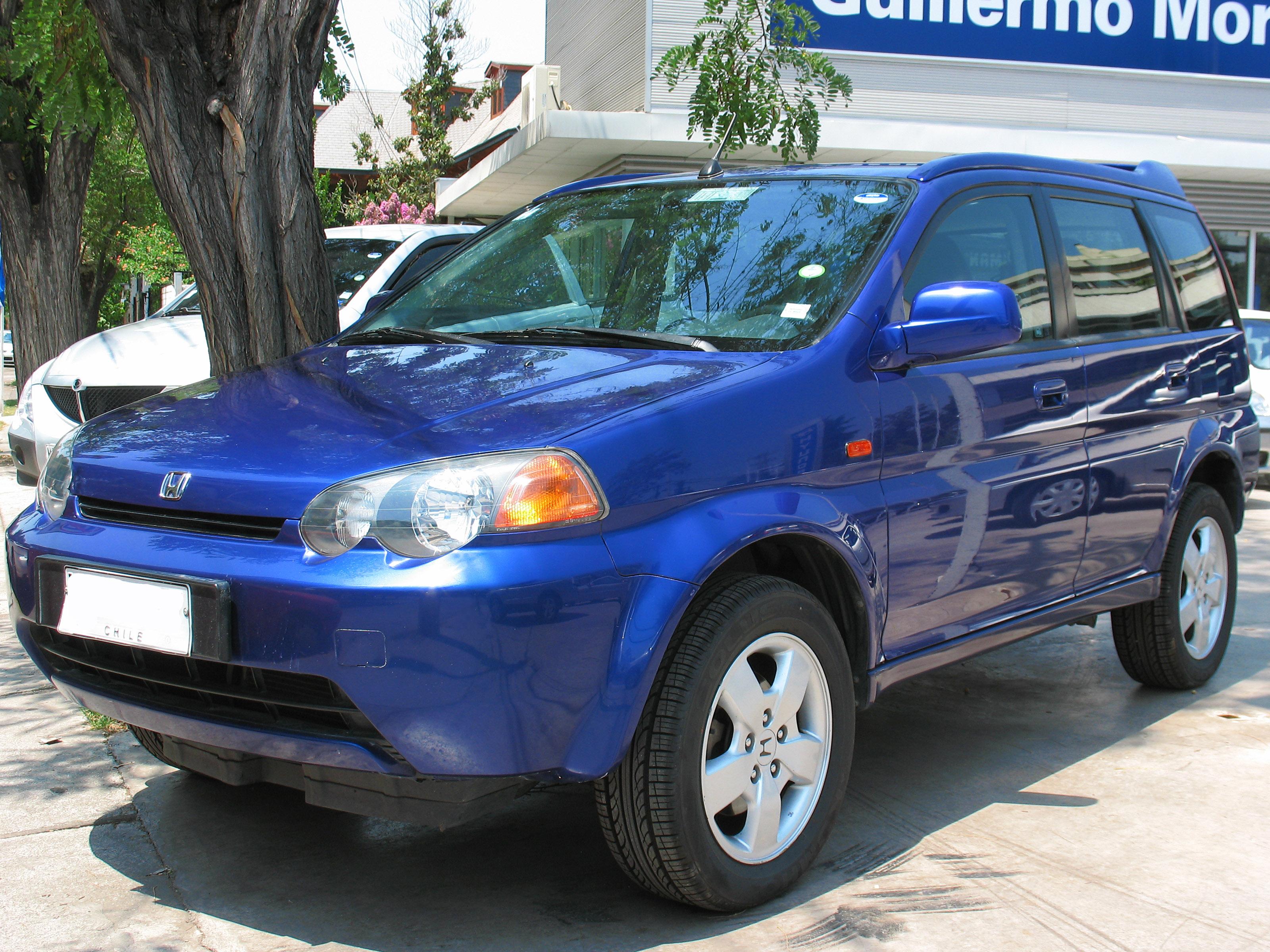 File honda hr v 1 6 ex 2002 13967204360 jpg wikimedia for Honda hrv 2010