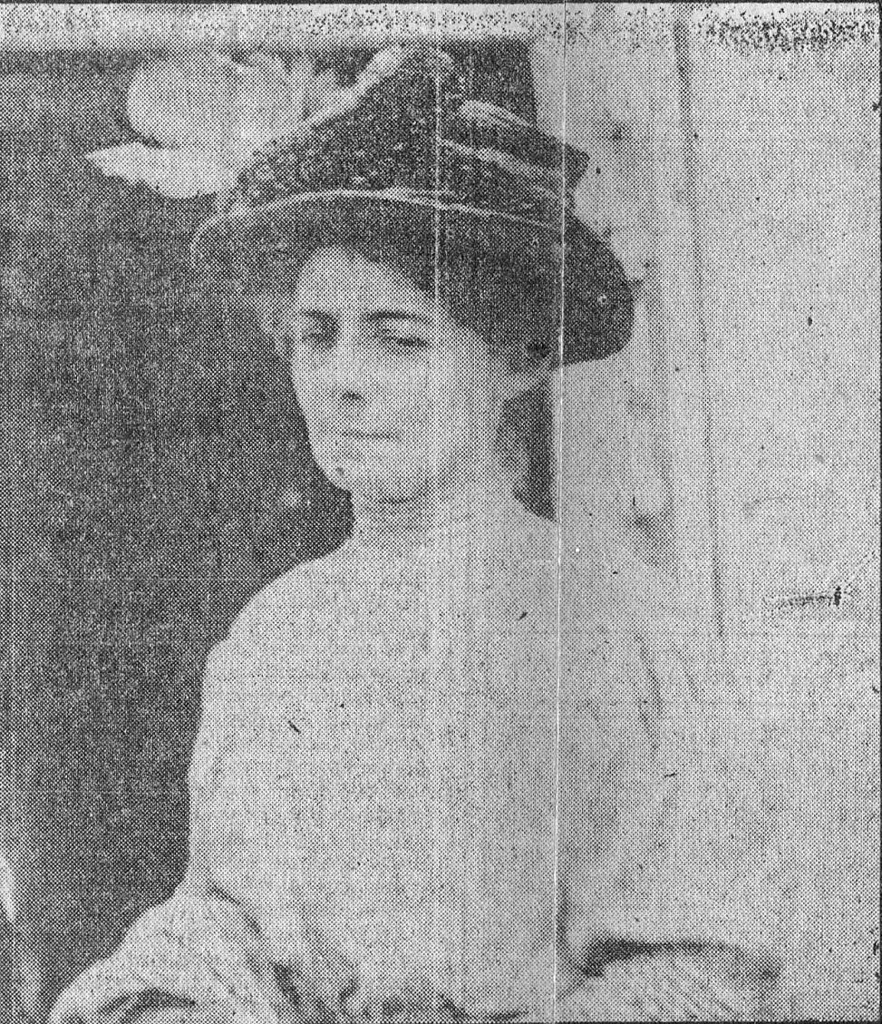 Image of Isabel Van Kleek Lyon from Wikidata
