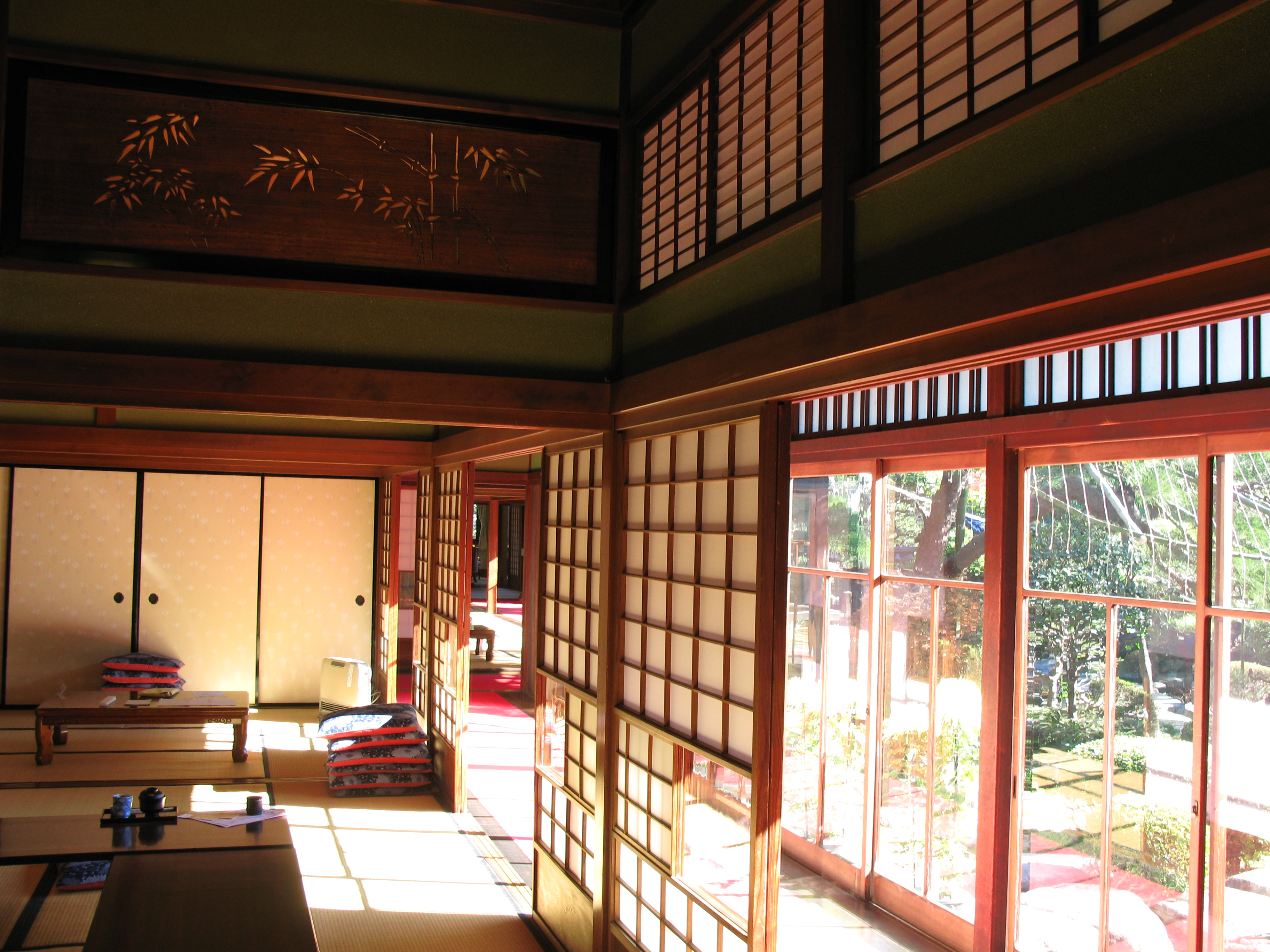 File japanese old style house interior design 2 for Japanese style home interior design