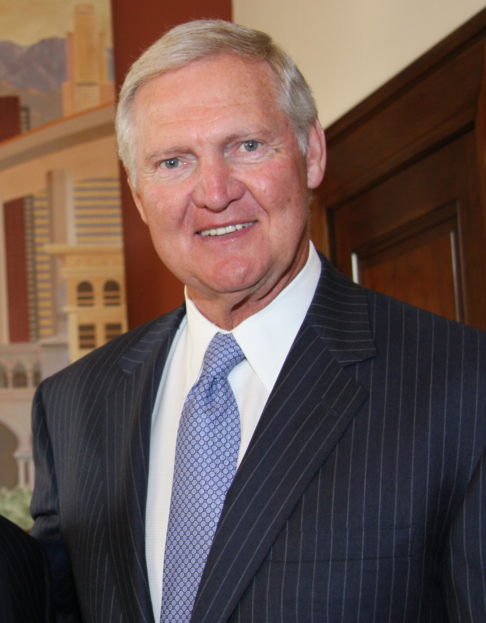 Jerry West Net Worth
