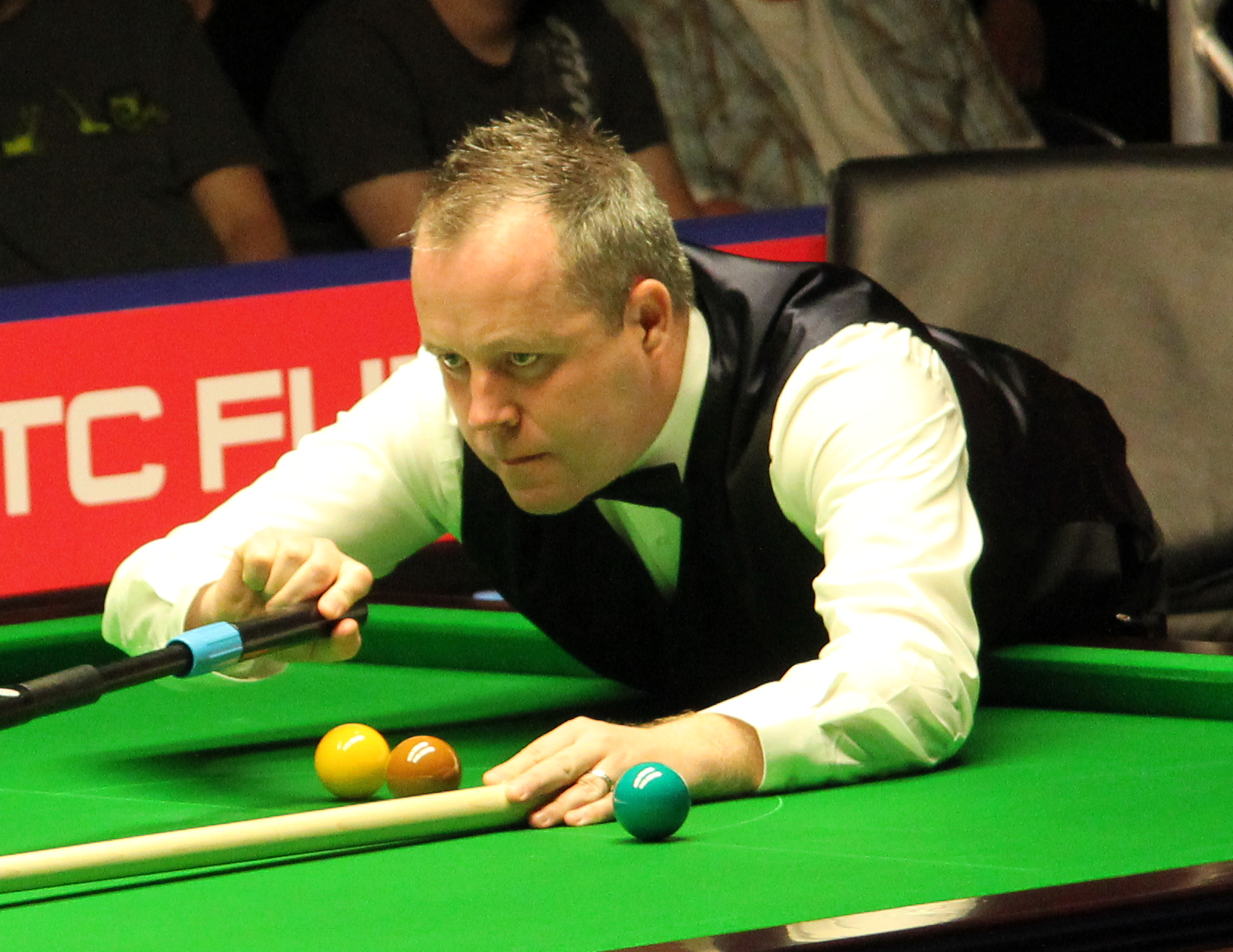 John Higgins beim Paul Hunter Classic 2011