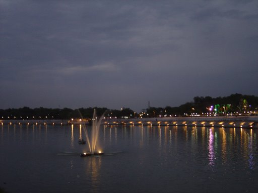 Kankariya Lake. Courtesy: Wikimedia