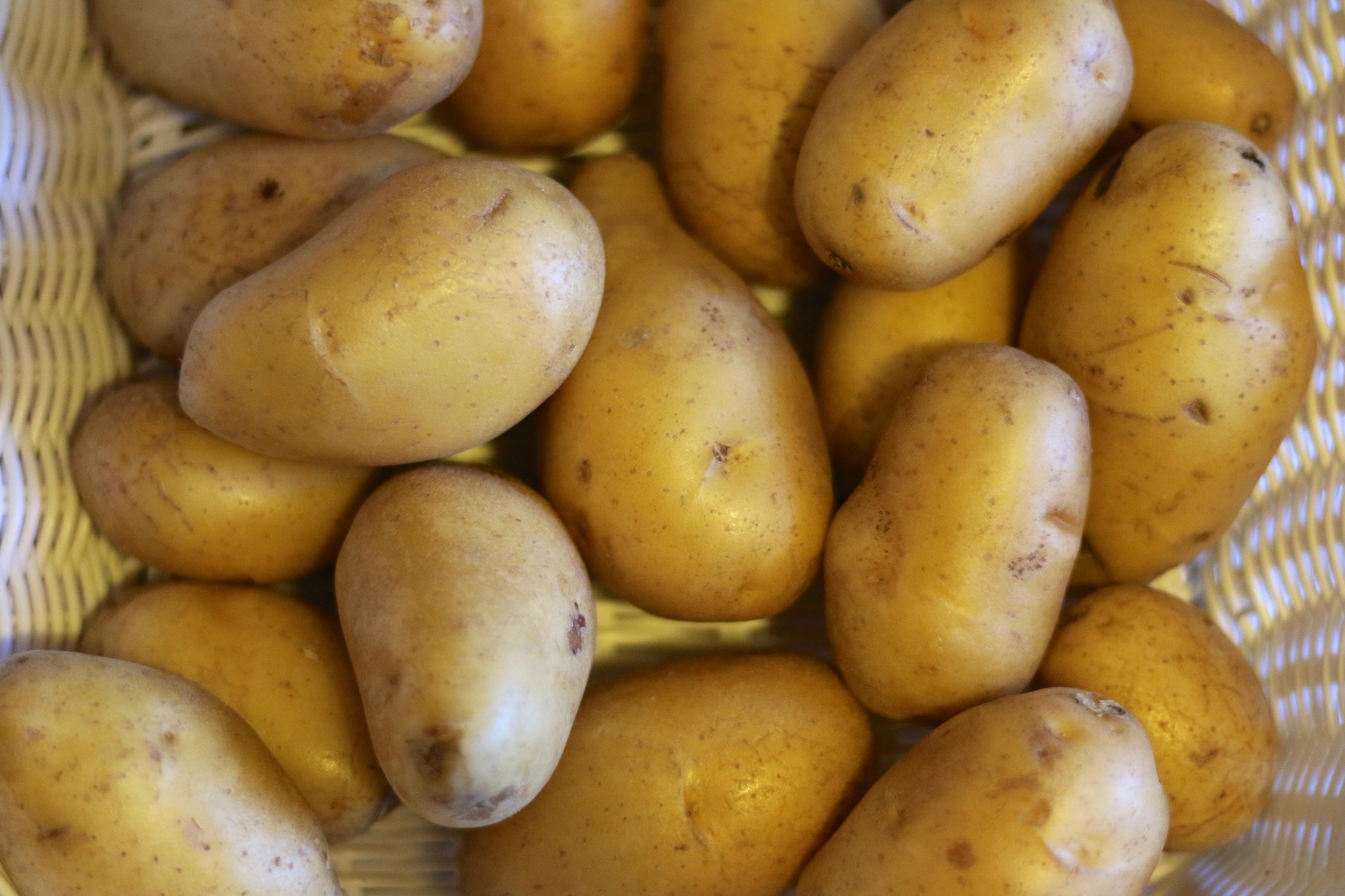 woher kommt die kartoffel