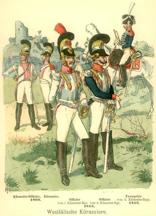 1. Westfälisches Kürassier-Regiment – Wikipedia