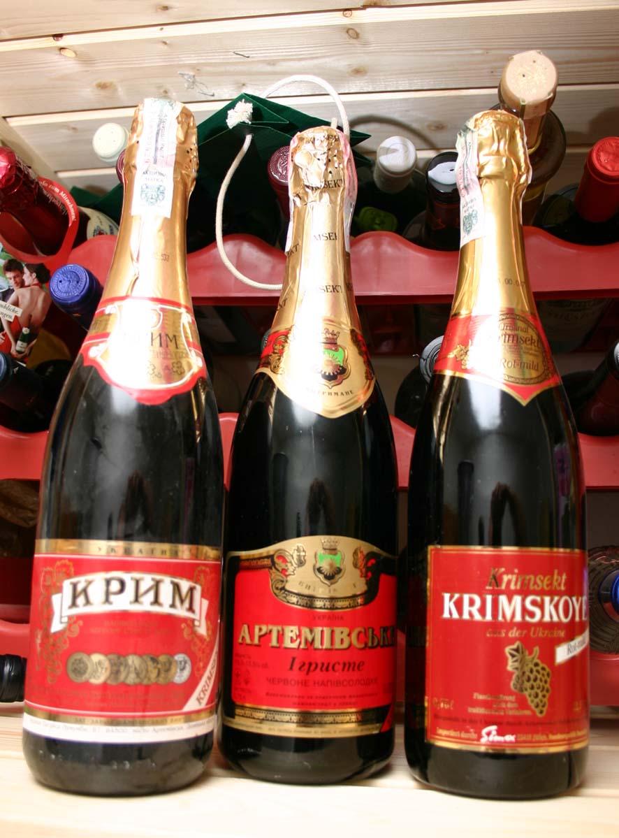 Crimean champagne: history, description 85
