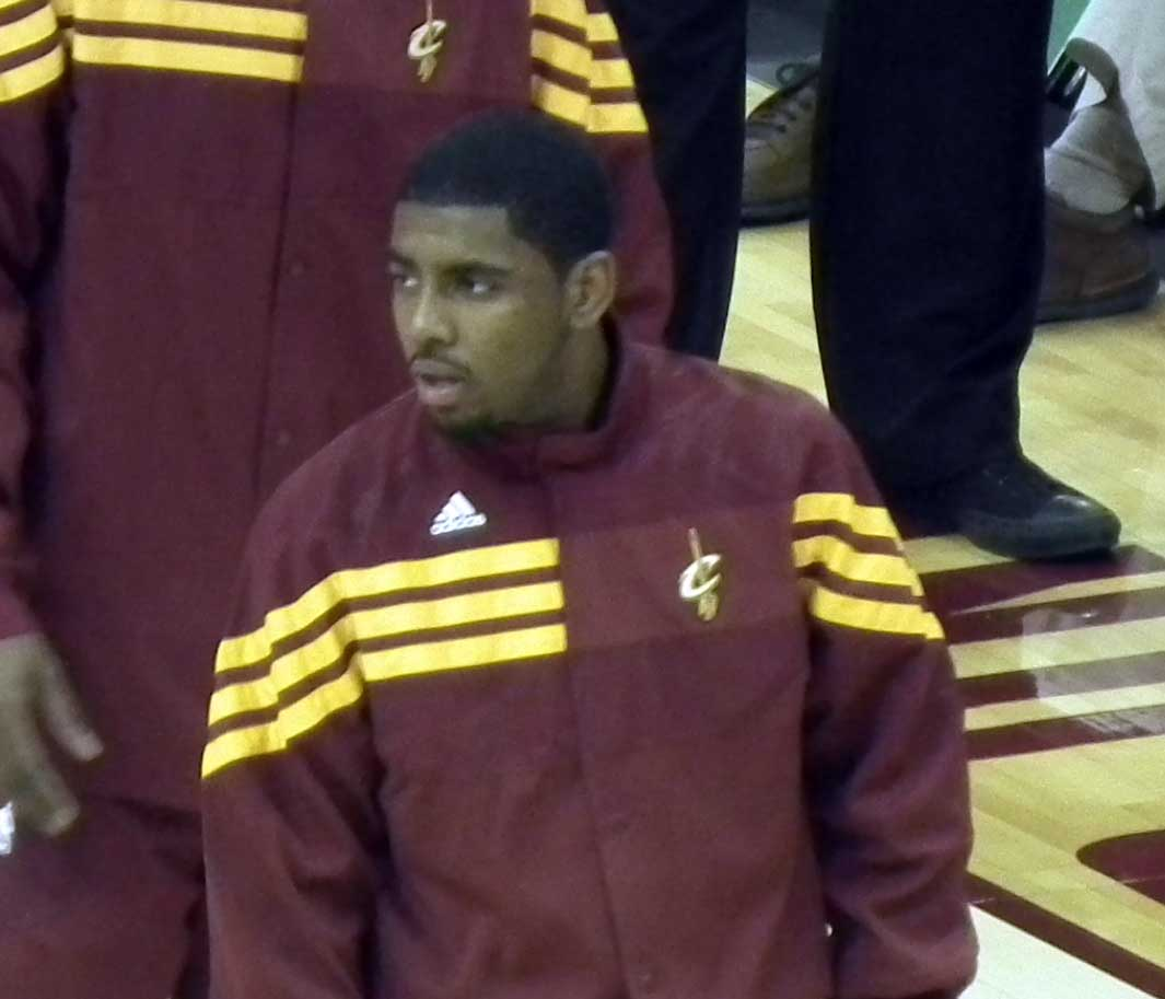 File:Kyrie Irving warmup 2012.jpg - Wikipedia, the free ...Kyrie Irving Sage