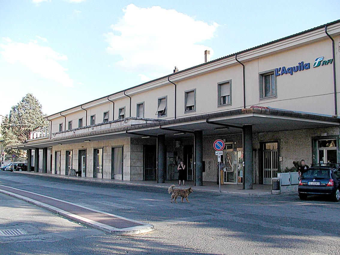 L'Aquila railway station