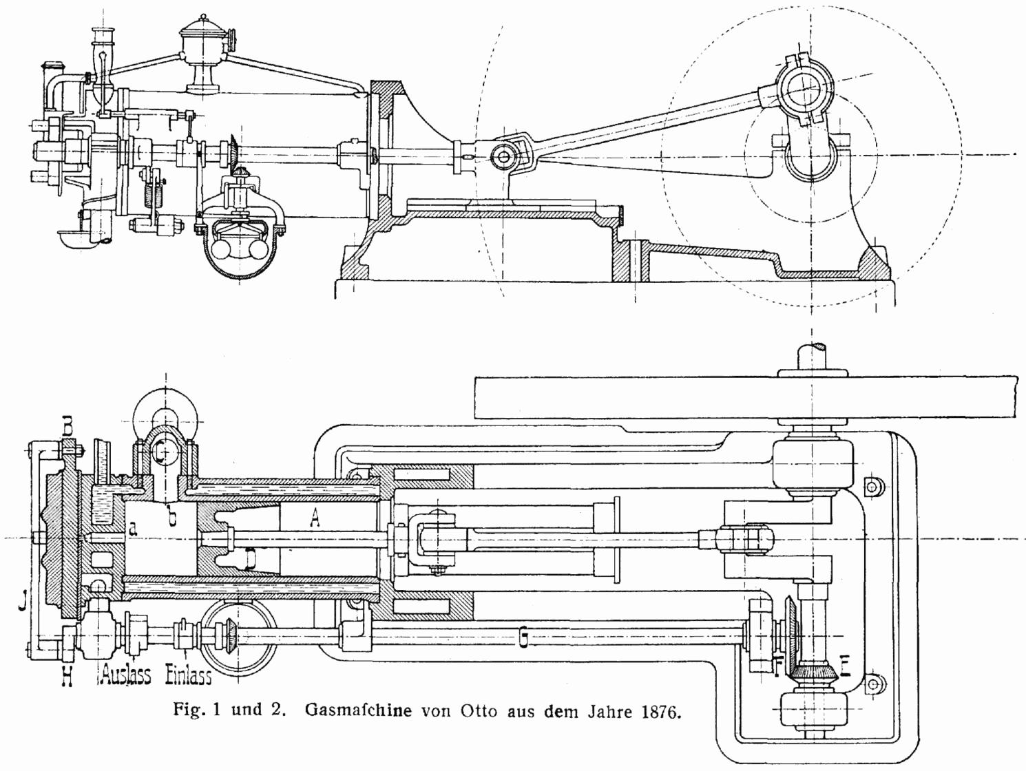 Kto i kiedy wynalazł silnik spalinowy