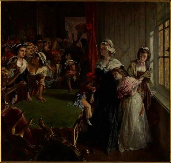 File Les Tuileries 20 Juin 1792 Musee De La Revolution Francaise Vizille Jpg Wikimedia Commons
