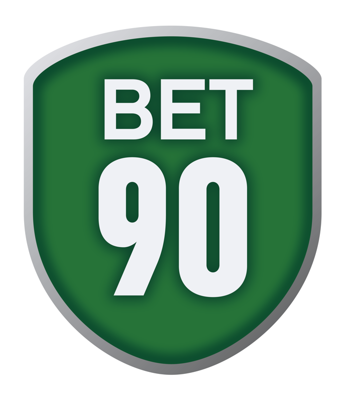 Logobet90.png Português: Bet90 Date 3 January 2018 Source https://www.bet90.com/i/logo.png Author BET90