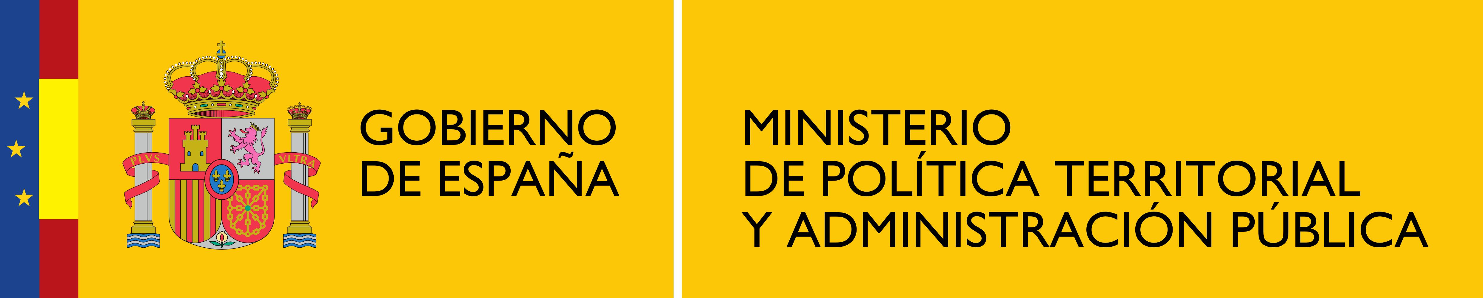 Resultado de imagen de ministra de política territorial y función pública
