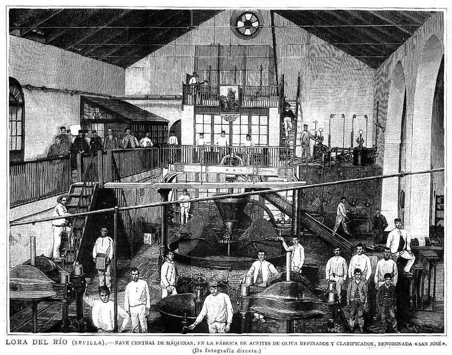 Archivo lora del r o sevilla nave central de m quinas for La fabrica del mueble sevilla