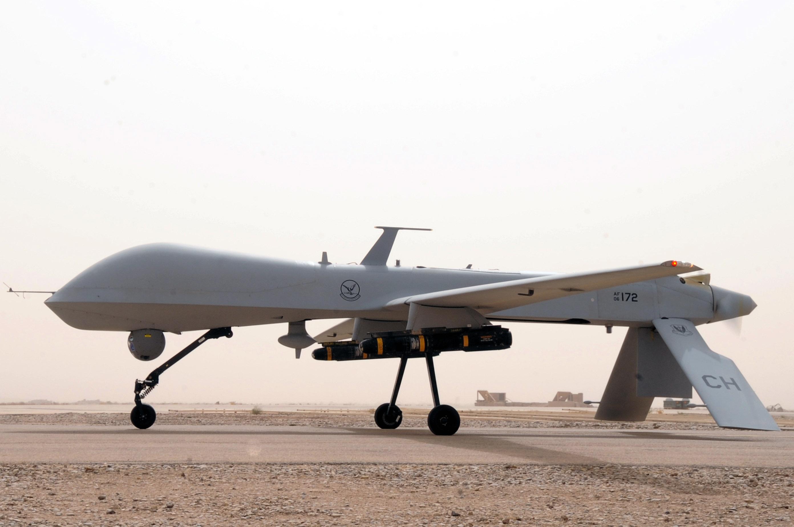 MQ-1 Predator crashes in eastern Afghanistan > U.S. Air Force ...