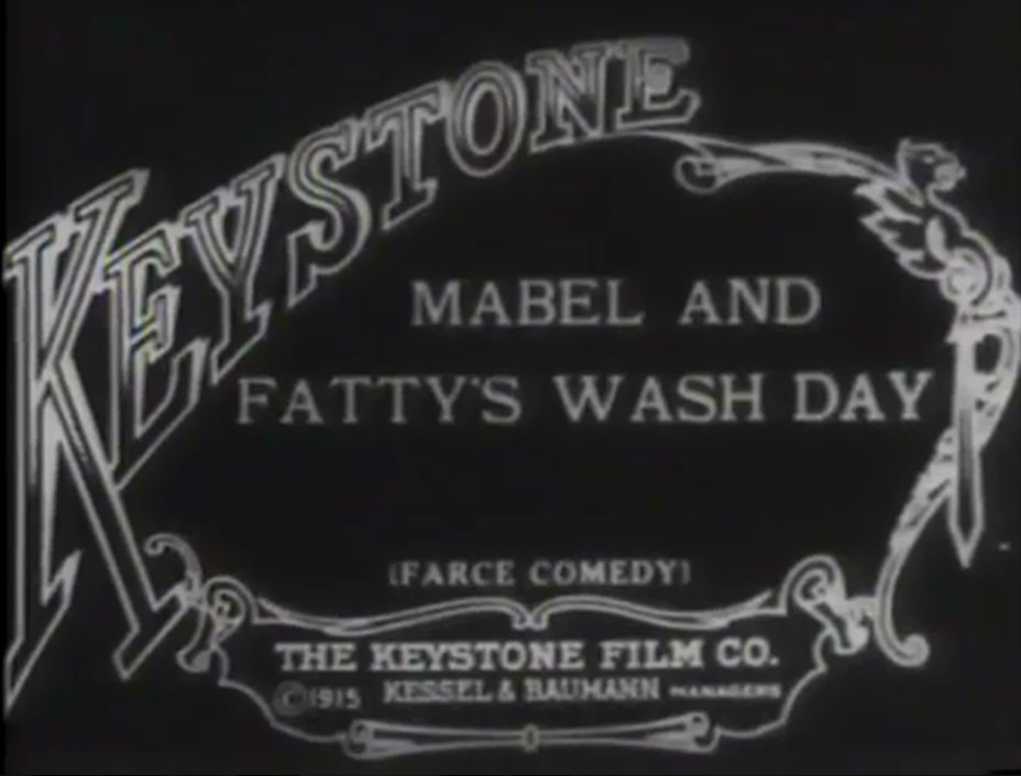Image result for mabel and fatty's wash day