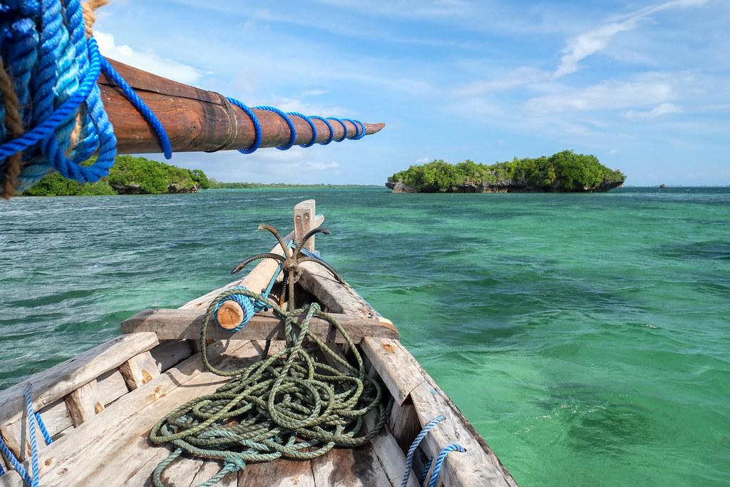 isola di mafia tanzania vacanze mare