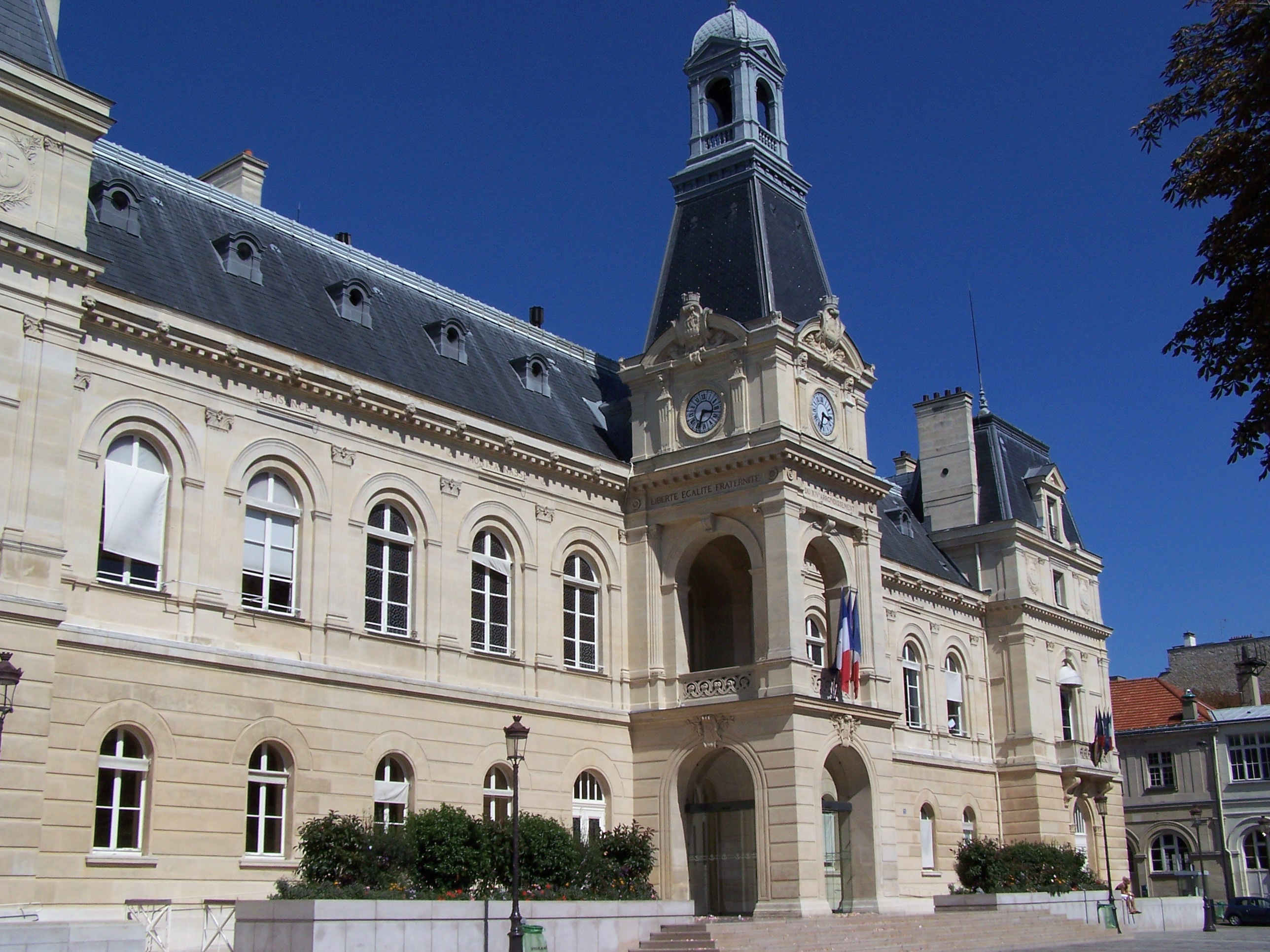 Mairie Paris 14
