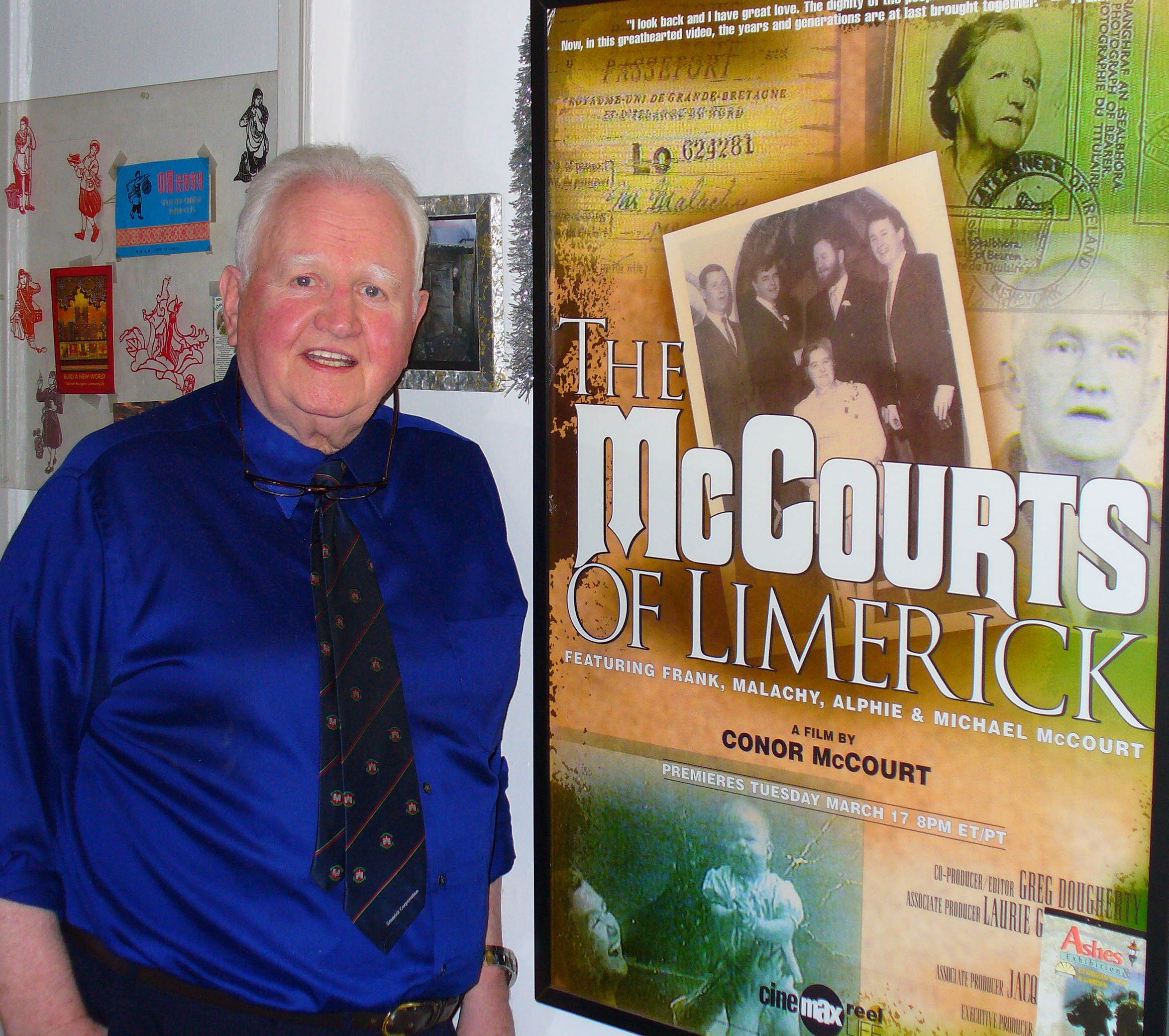 an introduction to the life of malachy mccourt Buy malachy mccourt's history of ireland by malachy mccourt (isbn:  what a wonder fun way of completing a life hazed by inherited alcohol habitual.