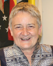 Marilyn Waring New Zealand politician