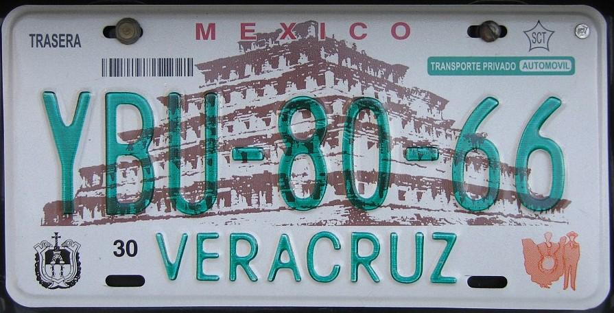 Resultado de imagen de pLACAS DE CARRO DE MEXICO