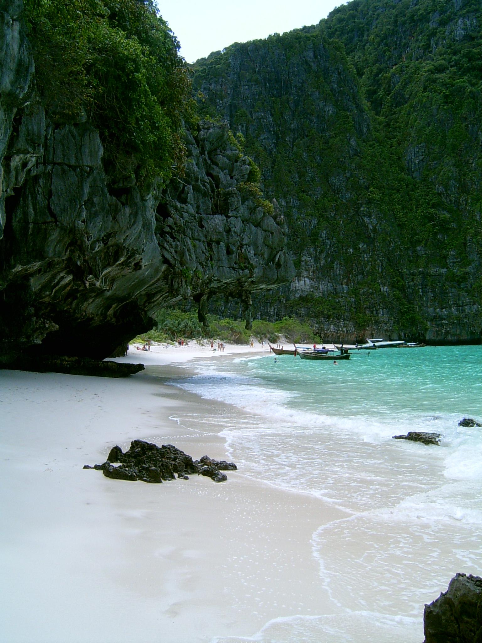 Thajský ostrov Ko Phi Phi