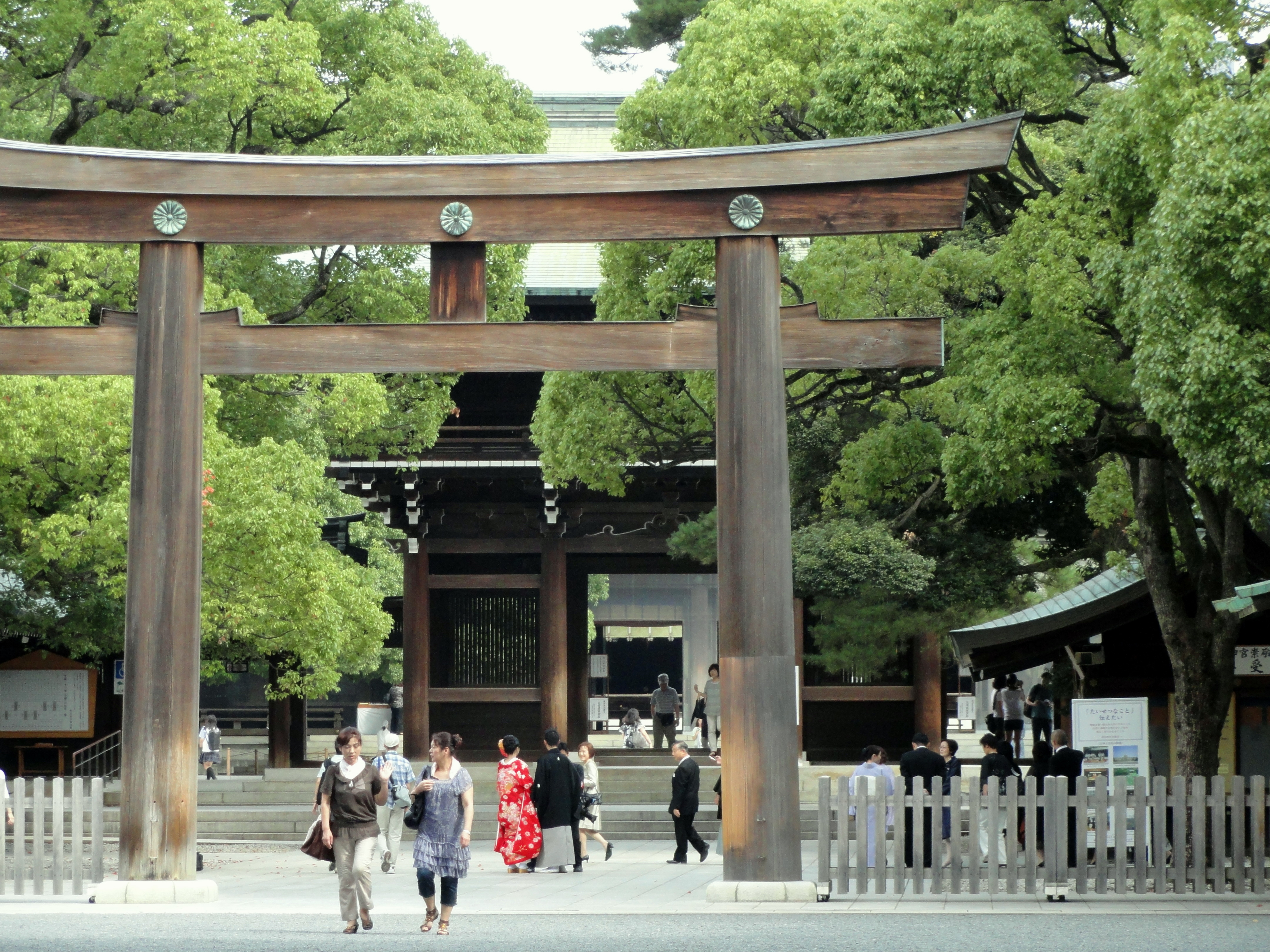 Meiji Shrine, Check Out Meiji Shrine : cnTRAVEL
