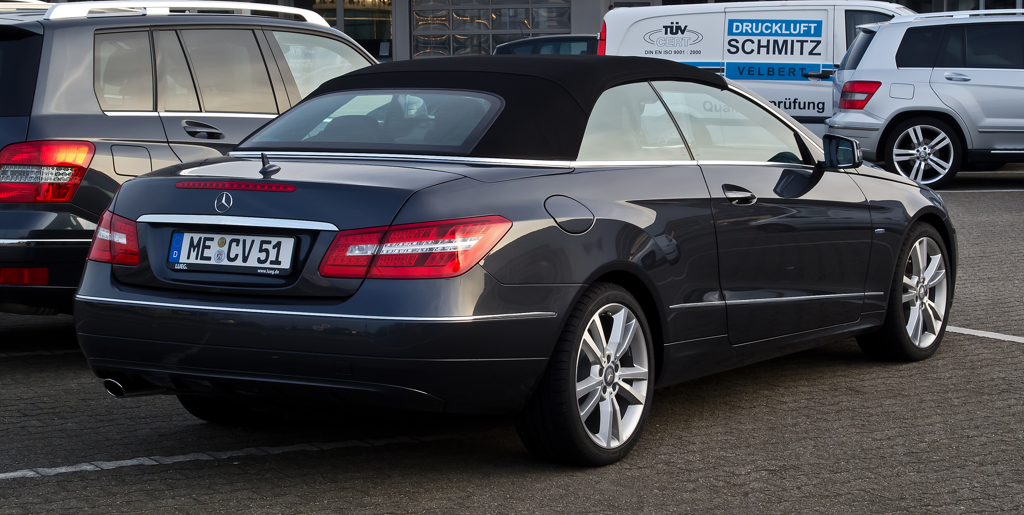 File mercedes benz e 200 blueefficiency cabriolet a 207 for 2012 mercedes benz e350 convertible