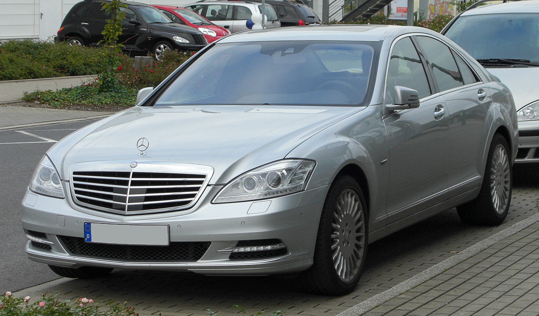 Mercedes S Class  Youtube