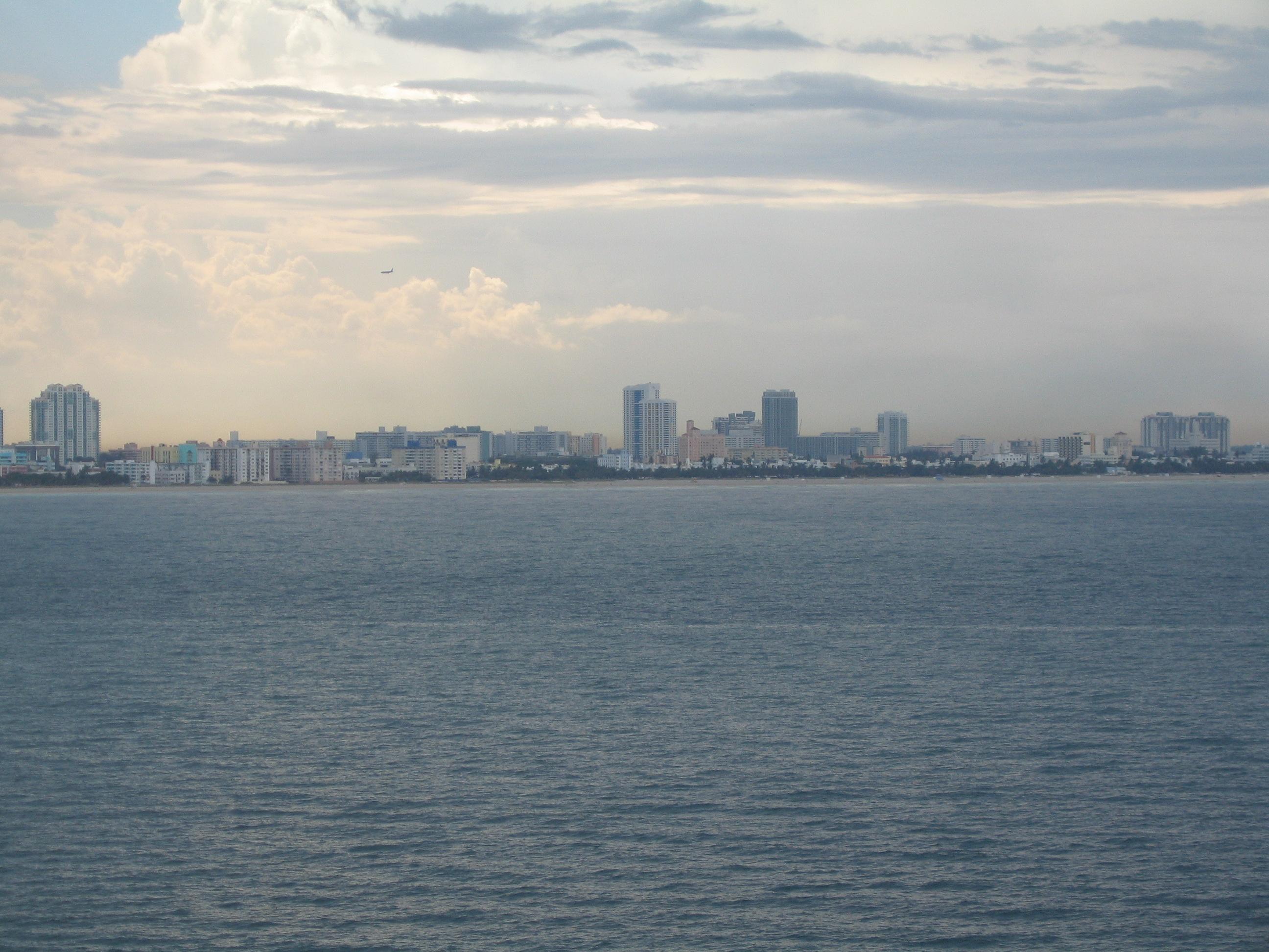 Miami Beach To Everglades Safari Park