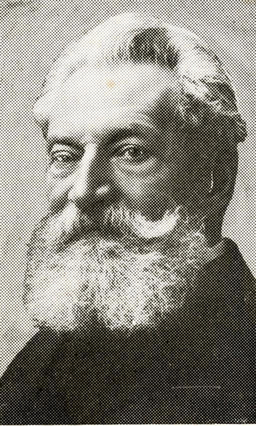 Portrait of Charles Henry Miller, M.D.