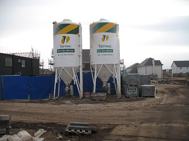 File:Mortar silos, Windygoul - geograph.org.uk - 629444.jpg