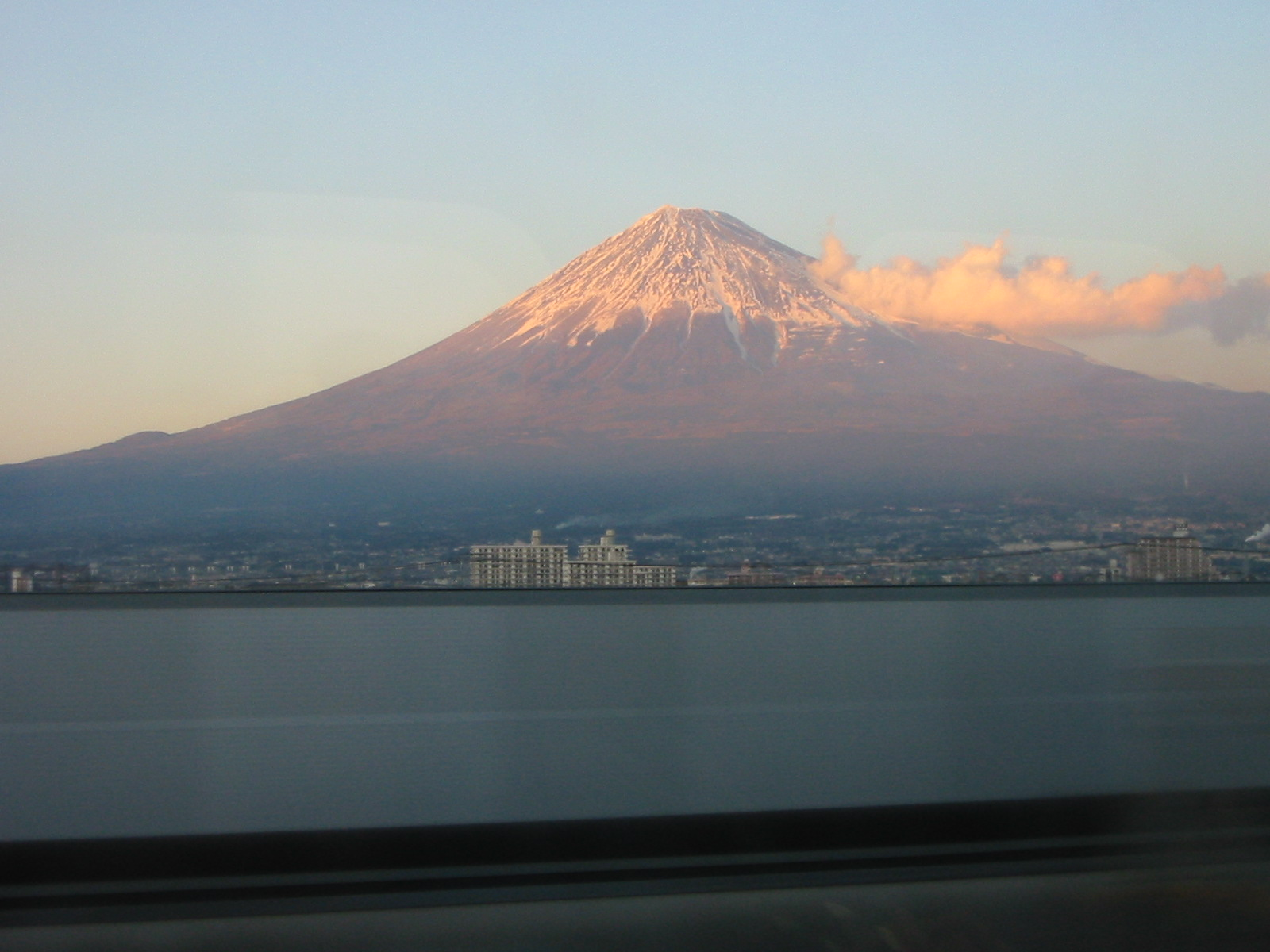 how to get to mount fuji from tokyo station